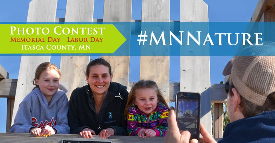 #MNNature Photo Contest Graphic